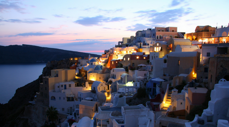 Santorini Greece - Winter sun minus the jetlag - MyLateDeals