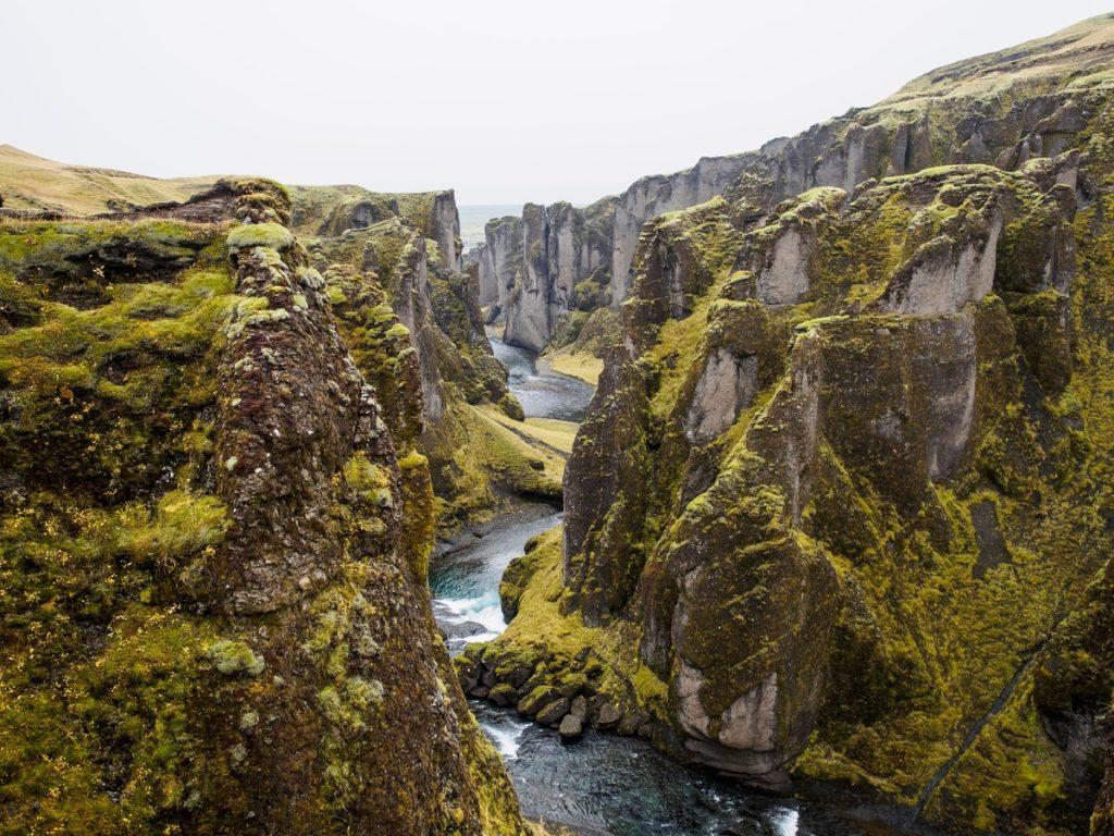 Fjadrargljufur Canyon Visiting Iceland My Late Deals