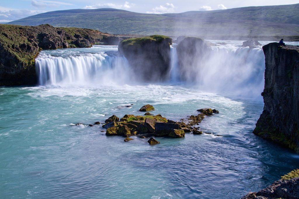 Godafoss Visiting Iceland My Late Deals