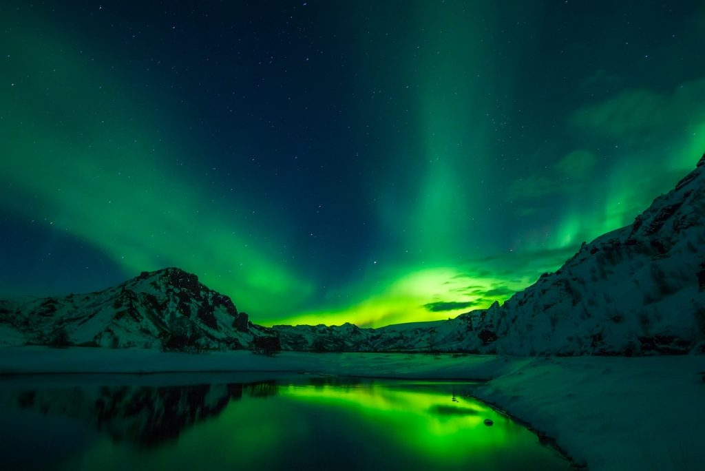 Northern Lights Visiting Iceland My Late Deals