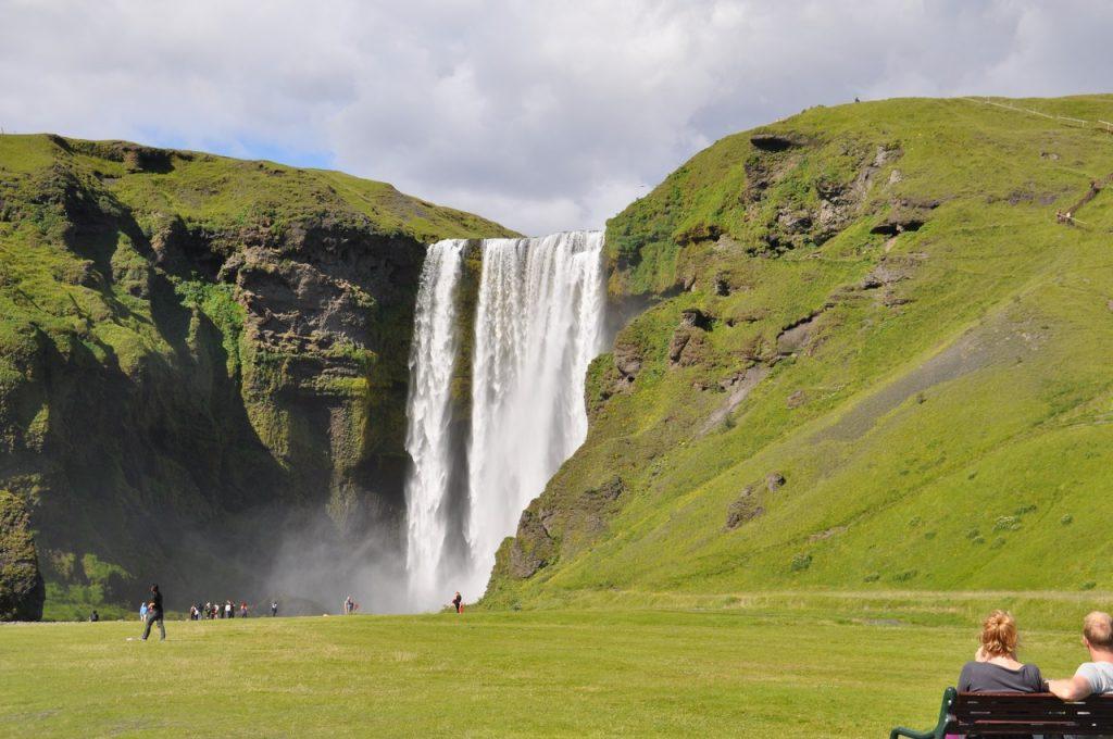 Skogafoss Visiting Iceland My Late Deals