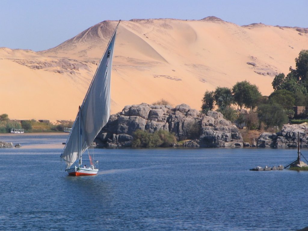 The Nile Egypt summer holiday my late deals
