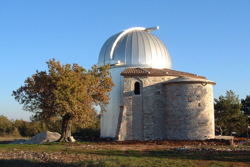 Višnjan (Tićan) Observatory, Croatia, my late deals, summer solstice