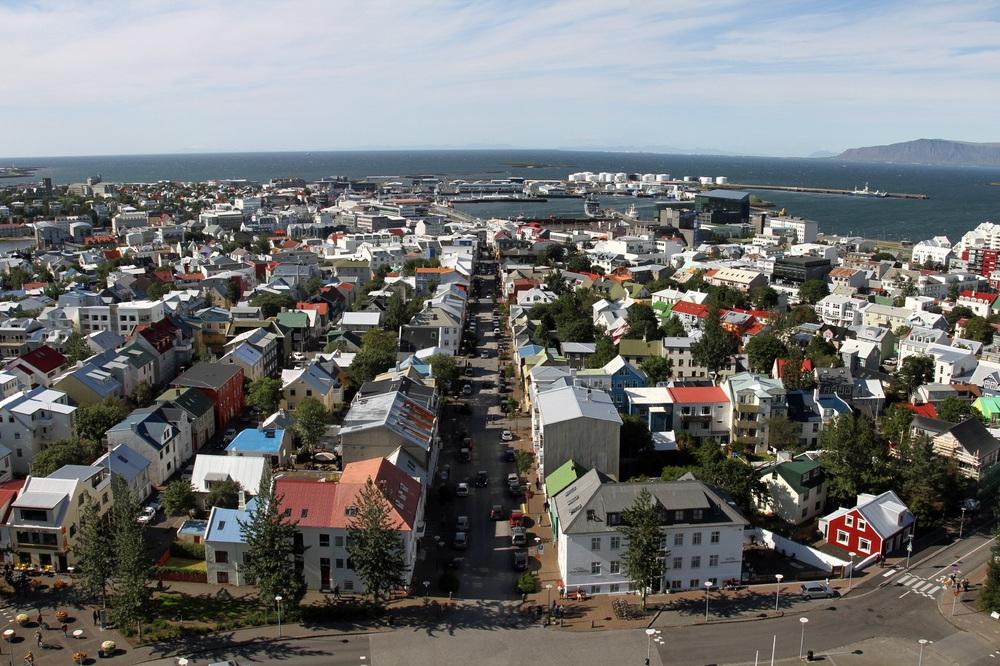 reykjavik, iceland, my late deals, summer solstice