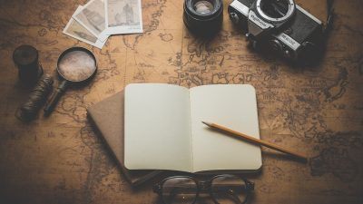 my late deals travel journal