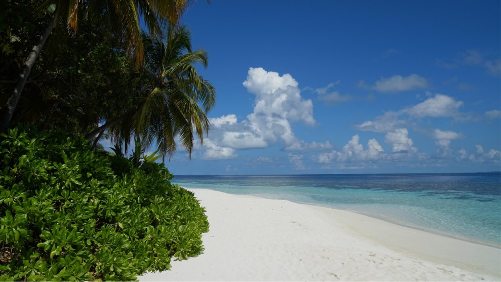 maldives my late deals places affected by climate change