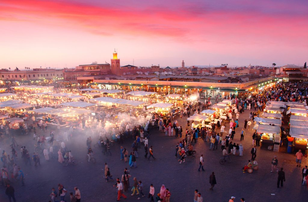 my late deals solo travel marrakech
